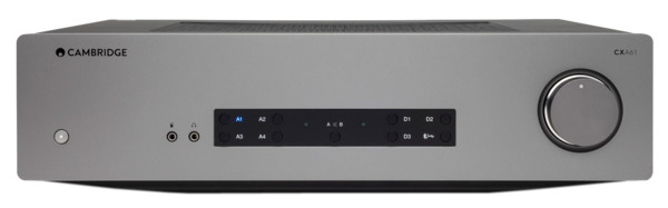 Amplificatoare integrate Amplificator Cambridge Audio CXA61 Lunar GreyAmplificator Cambridge Audio CXA61 Lunar Grey