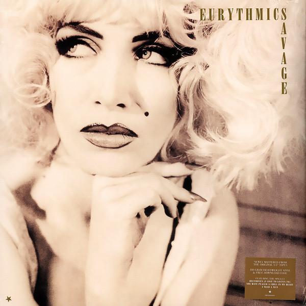 Viniluri VINIL Universal Records Eurythmics - Savage (180g Audiophile Pressing)VINIL Universal Records Eurythmics - Savage (180g Audiophile Pressing)