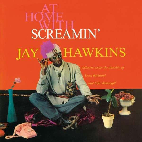 Viniluri VINIL Universal Records Screamin Jay Hawkins - At Home With Screamin Jay HawkinsVINIL Universal Records Screamin Jay Hawkins - At Home With Screamin Jay Hawkins