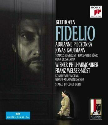 DVD & Bluray BLURAY Universal Records Beethoven - Fidelio ( Kaufmann, Pieczonka, Welser-Most )BLURAY Universal Records Beethoven - Fidelio ( Kaufmann, Pieczonka, Welser-Most )