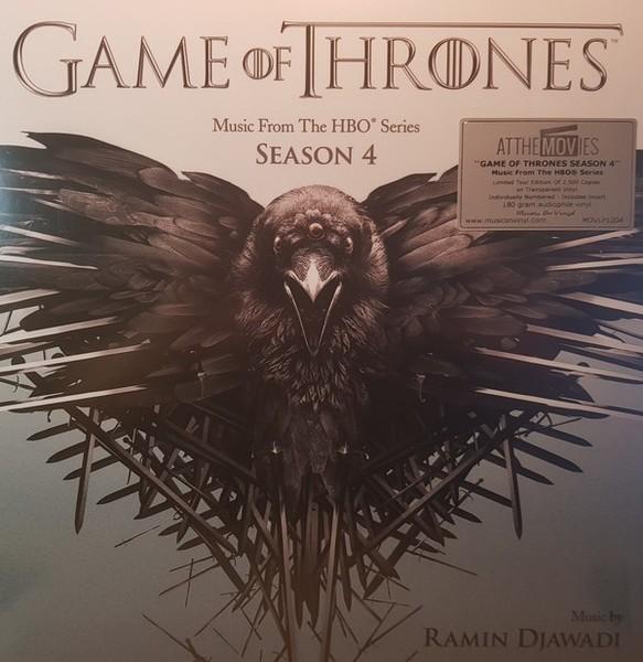 Viniluri VINIL Universal Records Ramin Djawadi - Game Of Thrones Season 4 (Music From The HBO Series)VINIL Universal Records Ramin Djawadi - Game Of Thrones Season 4 (Music From The HBO Series)