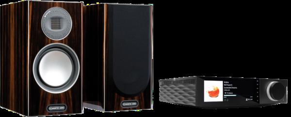 Pachete PROMO STEREO Pachet PROMO Monitor Audio Gold 100 (5G) + Cambridge Audio Evo 75Pachet PROMO Monitor Audio Gold 100 (5G) + Cambridge Audio Evo 75