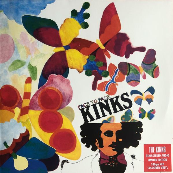 Viniluri VINIL Universal Records Kinks - Face To FaceVINIL Universal Records Kinks - Face To Face