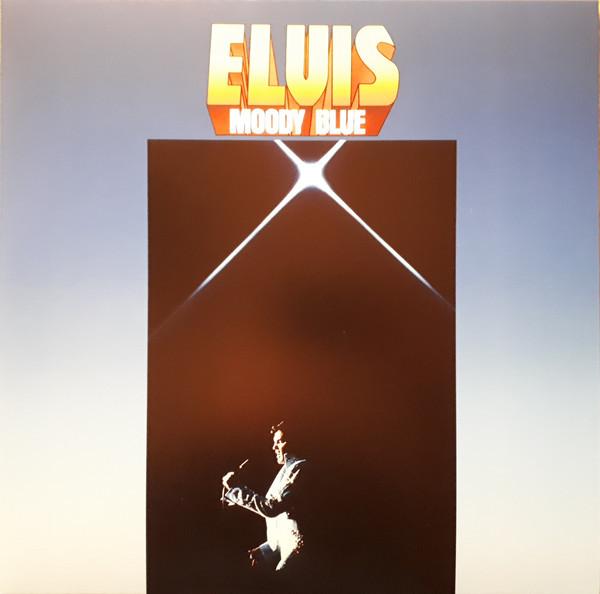 Viniluri VINIL Universal Records Elvis - Moody BlueVINIL Universal Records Elvis - Moody Blue