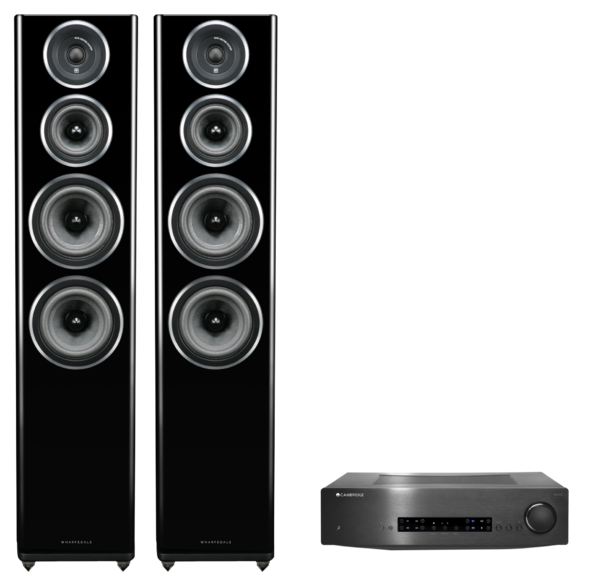 Pachete PROMO STEREO Pachet PROMO Wharfedale Diamond 11.4 + Cambridge Audio CXA60Pachet PROMO Wharfedale Diamond 11.4 + Cambridge Audio CXA60