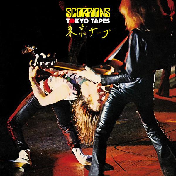 Viniluri VINIL Universal Records Scorpions - Tokyo TapesVINIL Universal Records Scorpions - Tokyo Tapes