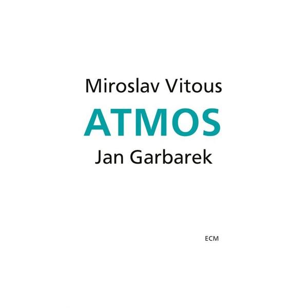 Muzica CD CD ECM Records Miroslav Vitous, Jan Garbarek: ATMOSCD ECM Records Miroslav Vitous, Jan Garbarek: ATMOS