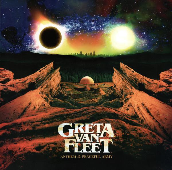 Viniluri VINIL Universal Records Greta Van Fleet - Anthem Of The Peaceful ArmyVINIL Universal Records Greta Van Fleet - Anthem Of The Peaceful Army