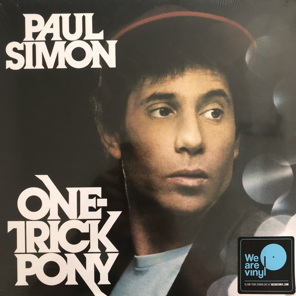 Viniluri VINIL Universal Records Paul Simon - One Trick PonyVINIL Universal Records Paul Simon - One Trick Pony