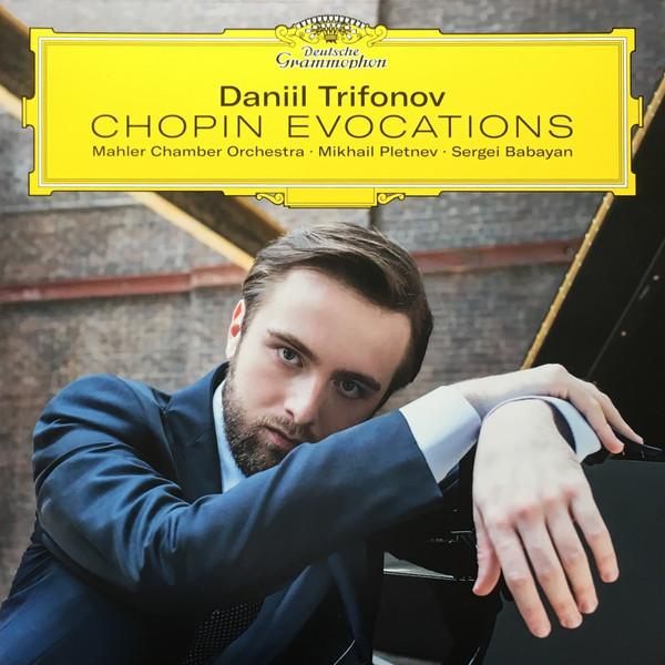 Muzica VINIL Universal Records Daniil Trifonov - Chopin EvocationsVINIL Universal Records Daniil Trifonov - Chopin Evocations