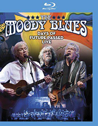 DVD & Bluray BLURAY Universal Records The Moody Blues - Days Of Future Passed LiveBLURAY Universal Records The Moody Blues - Days Of Future Passed Live
