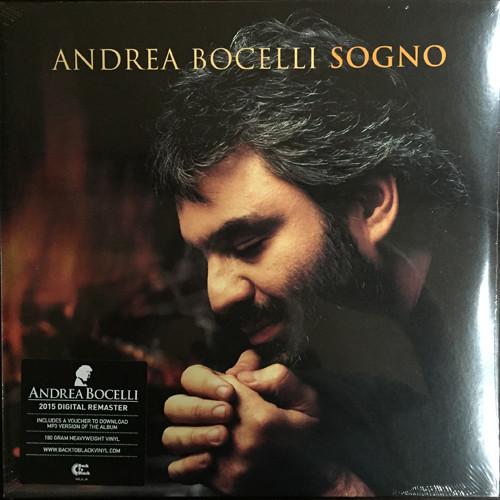 Viniluri VINIL Universal Records Andrea Bocelli - SognoVINIL Universal Records Andrea Bocelli - Sogno