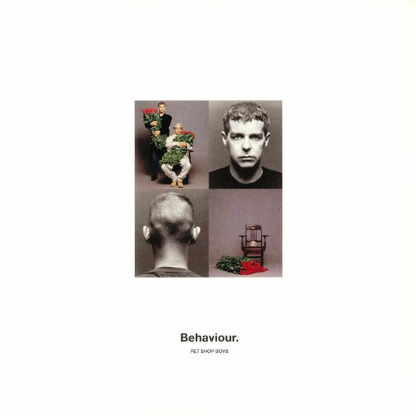 Viniluri VINIL Universal Records Pet Shop Boys - BehaviourVINIL Universal Records Pet Shop Boys - Behaviour