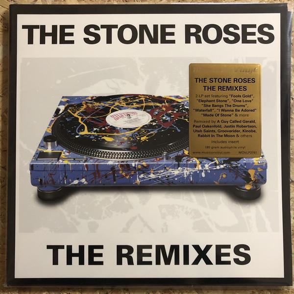 Viniluri VINIL Universal Records Stone Roses - RemixesVINIL Universal Records Stone Roses - Remixes