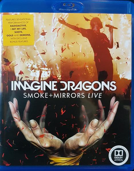 DVD & Bluray BLURAY Universal Records Imagine Dragons - Smoke + Mirrors LiveBLURAY Universal Records Imagine Dragons - Smoke + Mirrors Live