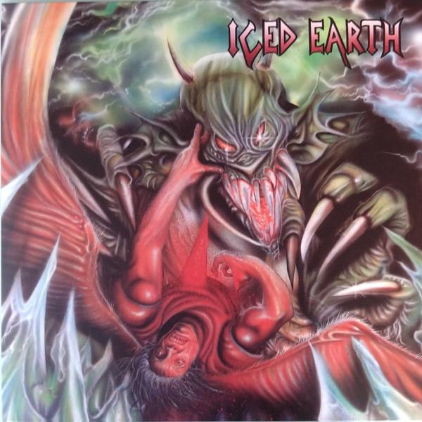 Viniluri VINIL Universal Records Iced Earth - Iced EarthVINIL Universal Records Iced Earth - Iced Earth