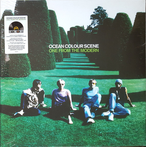 Viniluri VINIL Universal Records Ocean Colour Scene ‎- One From The ModernVINIL Universal Records Ocean Colour Scene ‎- One From The Modern