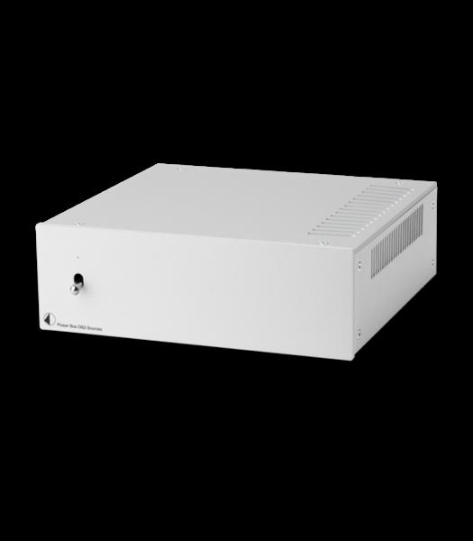 Filtre audio ProJect Power Box Sources DS2 Argintiu ResigilatProJect Power Box Sources DS2 Argintiu Resigilat