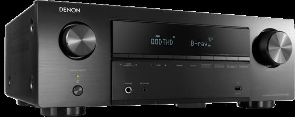 Receivere AV  AV Receiver Denon AVR-X550BT AV Receiver Denon AVR-X550BT