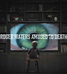 DVD & Bluray BLURAY Universal Records Roger Waters - Amused To Death < BluRay Audio >BLURAY Universal Records Roger Waters - Amused To Death < BluRay Audio >