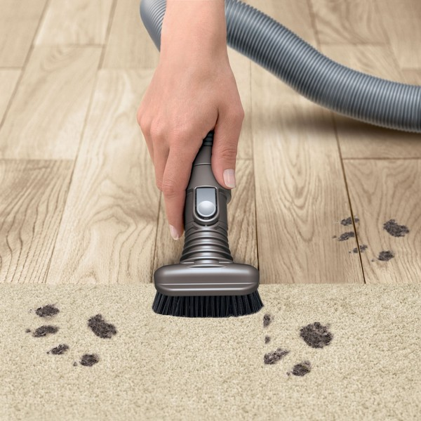 Accesorii electrocasnice  Perie cu peri aspri pentru taskuri dificile Stubborn Dirt Brush Perie cu peri aspri pentru taskuri dificile Stubborn Dirt Brush