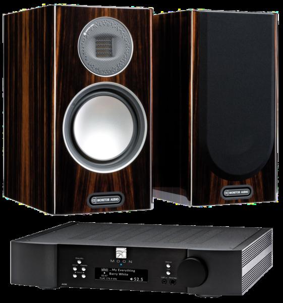 Pachete PROMO STEREO Pachet PROMO Monitor Audio Gold 100 (5G) + MOON by Simaudio ACEPachet PROMO Monitor Audio Gold 100 (5G) + MOON by Simaudio ACE
