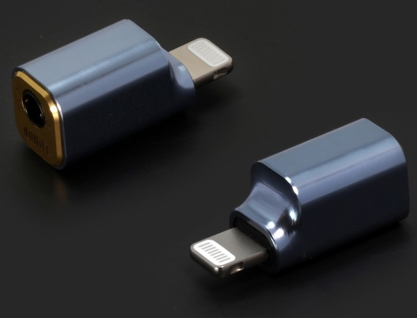 Amplificatoare casti Amplificator casti DD HiFi TC35i 2021 adaptor Lightning la 3.5mmAmplificator casti DD HiFi TC35i 2021 adaptor Lightning la 3.5mm
