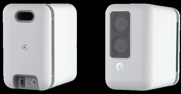 Boxe Amplificate Boxe active Q Acoustics Q Active 200 White ResigilatBoxe active Q Acoustics Q Active 200 White Resigilat