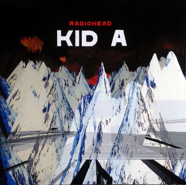Viniluri VINIL Universal Records Radiohead - Kid AVINIL Universal Records Radiohead - Kid A