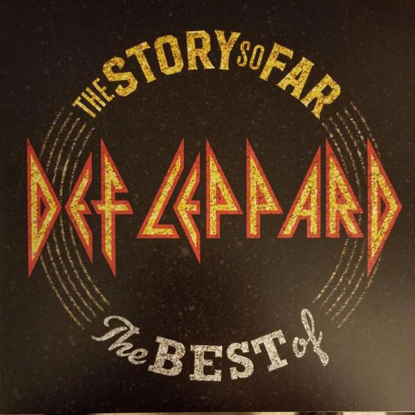 Viniluri VINIL Universal Records Def Leppard - The Story So Far: The Best OfVINIL Universal Records Def Leppard - The Story So Far: The Best Of