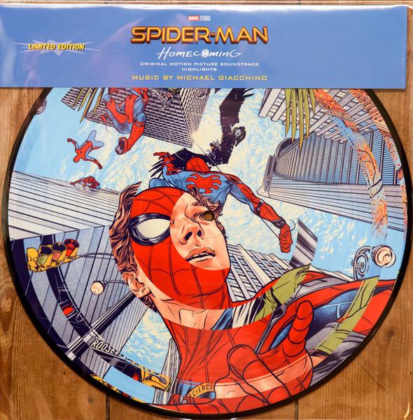 Viniluri VINIL Universal Records Michael Giacchino - Spider-Man: HomecomingVINIL Universal Records Michael Giacchino - Spider-Man: Homecoming