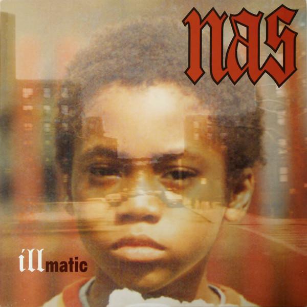 Viniluri VINIL Universal Records Nas - IllmaticVINIL Universal Records Nas - Illmatic