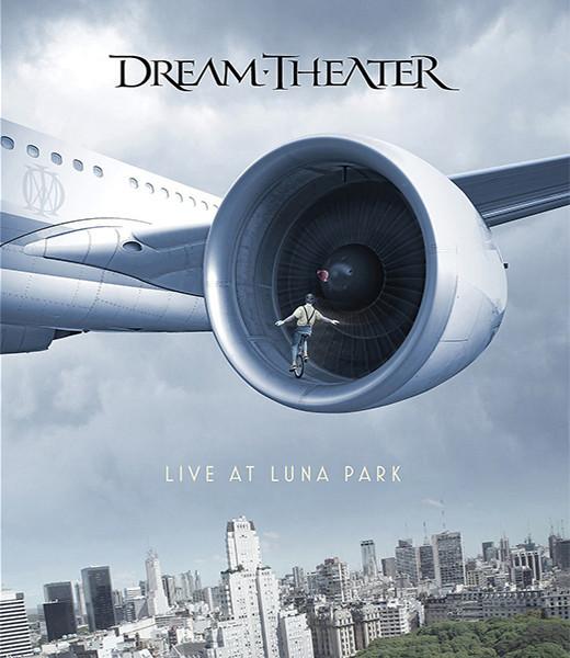 DVD & Bluray BLURAY Universal Records Dream Theater - Live At Luna ParkBLURAY Universal Records Dream Theater - Live At Luna Park