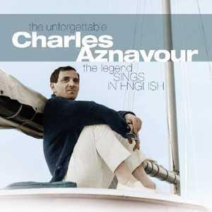 Viniluri VINIL Universal Records Charles Aznavour - The Legend Sings in EnglishVINIL Universal Records Charles Aznavour - The Legend Sings in English