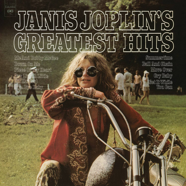 Viniluri VINIL Universal Records Janis Joplins - Greatest HitsVINIL Universal Records Janis Joplins - Greatest Hits