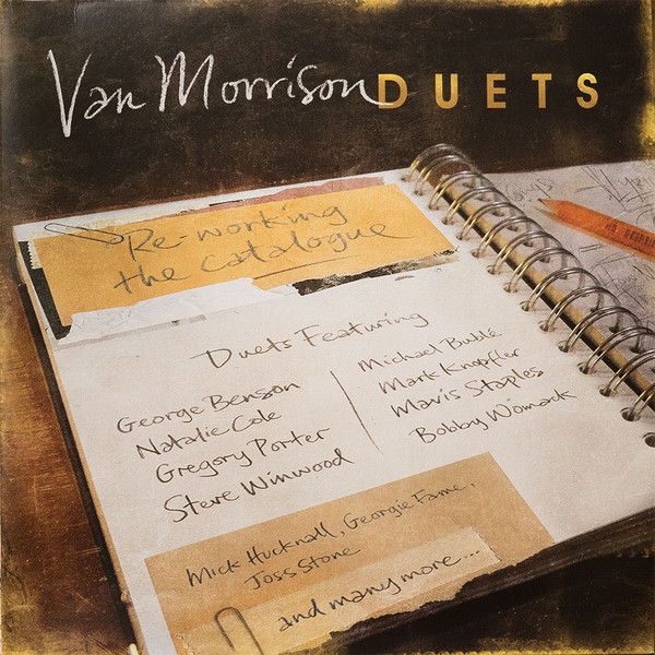 Viniluri VINIL Universal Records Van Morrison - Duets: Re-Working The CatalogueVINIL Universal Records Van Morrison - Duets: Re-Working The Catalogue
