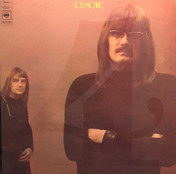 Viniluri VINIL Universal Records Soft Machine - FourthVINIL Universal Records Soft Machine - Fourth