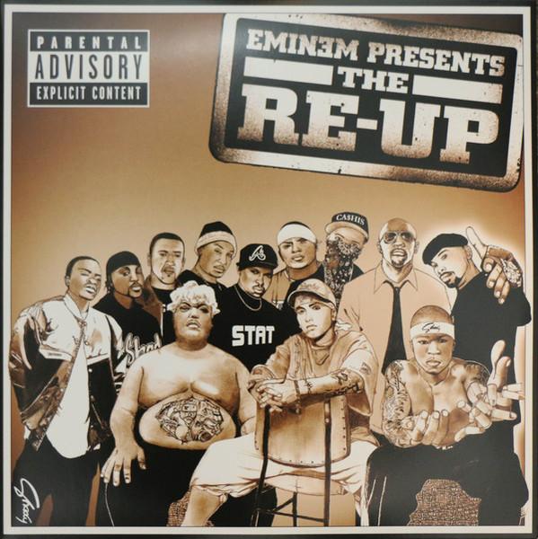 Viniluri VINIL Universal Records Eminem Presents The Re-UpVINIL Universal Records Eminem Presents The Re-Up