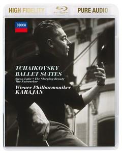 DVD & Bluray BLURAY Decca Tchaikovsky - Ballet Suites (Wiener Philharmoniker, Karajan) < BluRay Audio >BLURAY Decca Tchaikovsky - Ballet Suites (Wiener Philharmoniker, Karajan) < BluRay Audio >