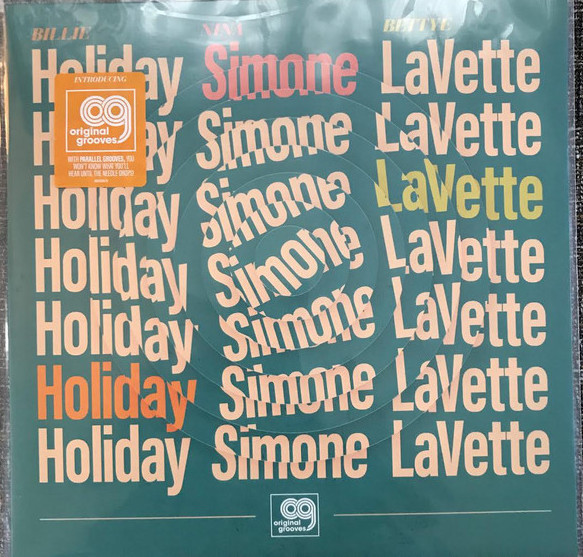 Viniluri VINIL Universal Records Original Grooves: Billie Holiday - Nina Simone - Bettye LaVetteVINIL Universal Records Original Grooves: Billie Holiday - Nina Simone - Bettye LaVette