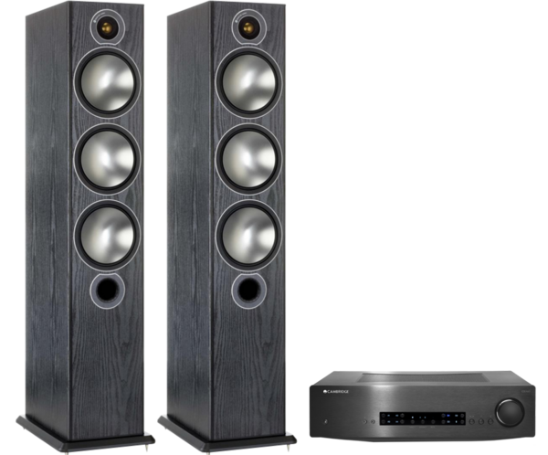 Pachete PROMO STEREO Pachet PROMO Monitor Audio Bronze 6 + Cambridge Audio CXA60Pachet PROMO Monitor Audio Bronze 6 + Cambridge Audio CXA60
