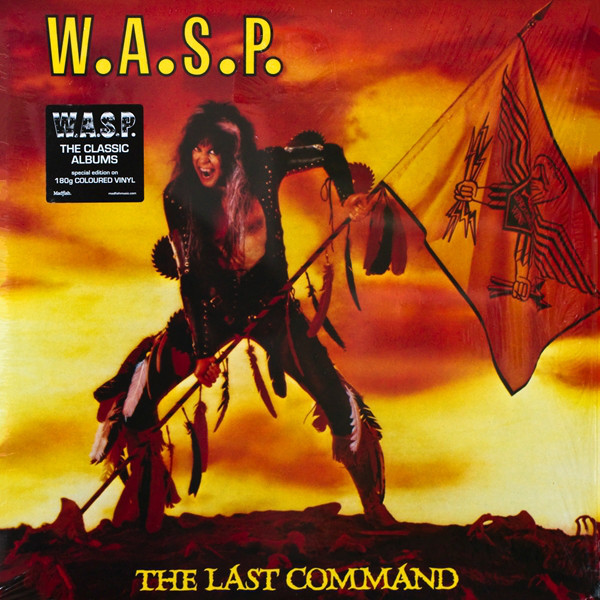 Viniluri VINIL Universal Records WASP - The Last CommandVINIL Universal Records WASP - The Last Command