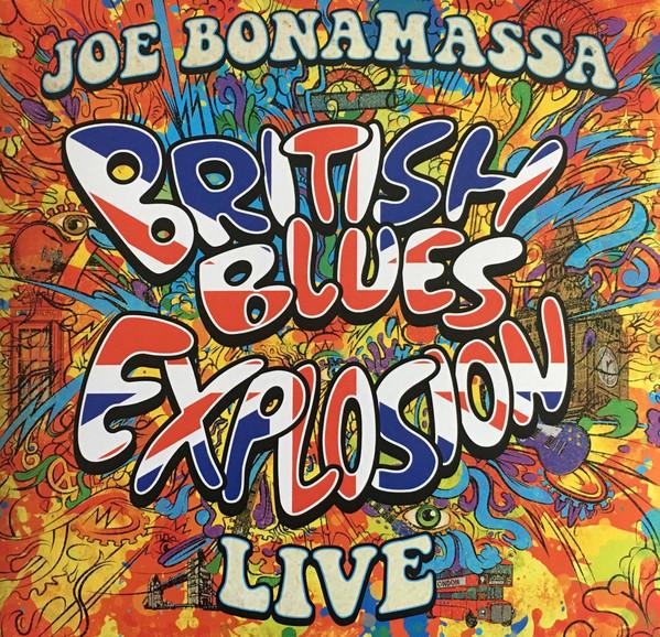 Viniluri VINIL Universal Records Joe Bonamassa - British Blues Explosion LiveVINIL Universal Records Joe Bonamassa - British Blues Explosion Live