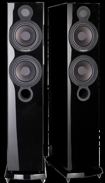 Boxe Boxe Cambridge Audio AeroMax 6 Negru ResigilatBoxe Cambridge Audio AeroMax 6 Negru Resigilat