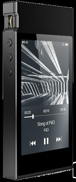 Playere portabile Fiio M7 Negru resigilatFiio M7 Negru resigilat