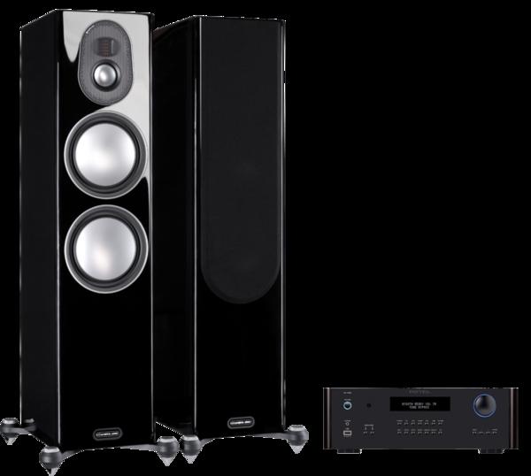 Pachete PROMO STEREO Pachet PROMO Monitor Audio Gold 200 (5G) + Rotel RA-1572Pachet PROMO Monitor Audio Gold 200 (5G) + Rotel RA-1572