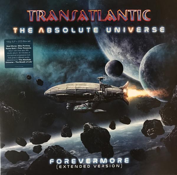 Viniluri VINIL Universal Records TransAtlantic - The Absolute Universe - Forevermore (Extended Version)VINIL Universal Records TransAtlantic - The Absolute Universe - Forevermore (Extended Version)