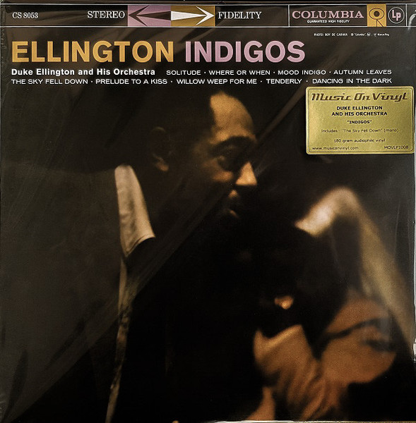 Viniluri VINIL Universal Records Duke Ellington - Ellington IndigosVINIL Universal Records Duke Ellington - Ellington Indigos