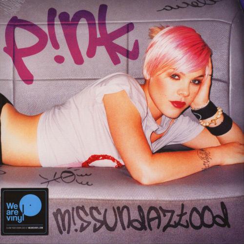 Viniluri VINIL Universal Records Pink - MissundaztoodVINIL Universal Records Pink - Missundaztood