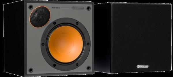 Boxe Boxe Monitor Audio Monitor 50 Black ResigilatBoxe Monitor Audio Monitor 50 Black Resigilat